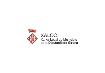 Logo of the Xaloc organization of the Girona Deputation