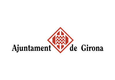 Girona City Council logo, public sector institution