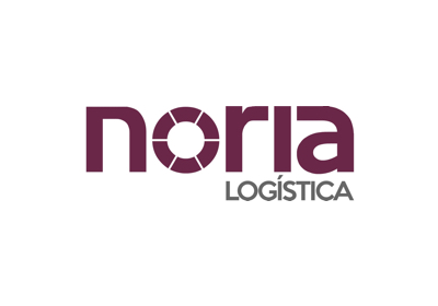 Noria Logistica logo, company of the industrial distribution sector