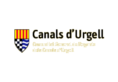 Logo of the Canals d'Urgell, organization of the agrarian