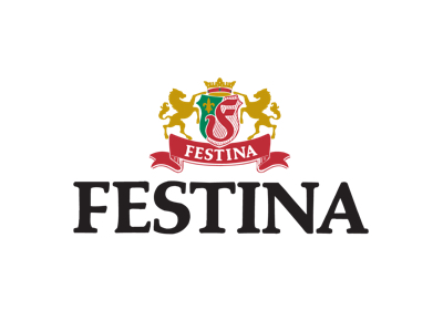 Festina company logo, known for their watches