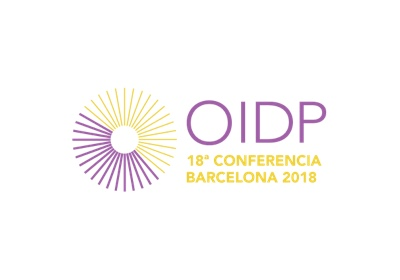 OIDP conference logo, conference on participatory democracy