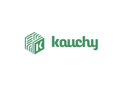 Kauchy logo, e-commerce of furniture