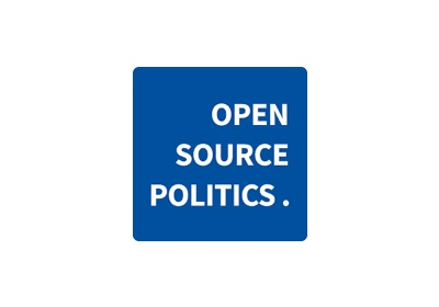 Logotip Open Source Politics