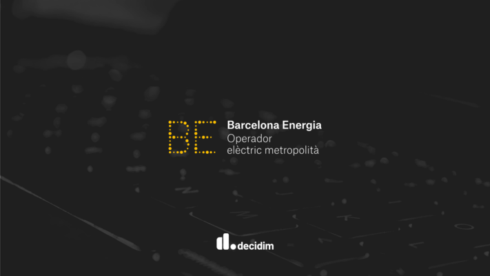 Barcelona Energia Users assembly logo