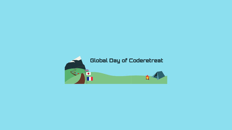 Global Day of Coderetreat Logo