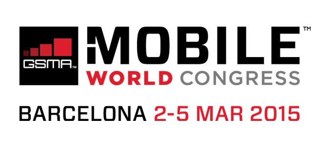 Mobile World Congress 2015 (MWC2015) logo