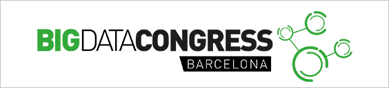Logo del Big Data Congress de 2015 de Barcelona