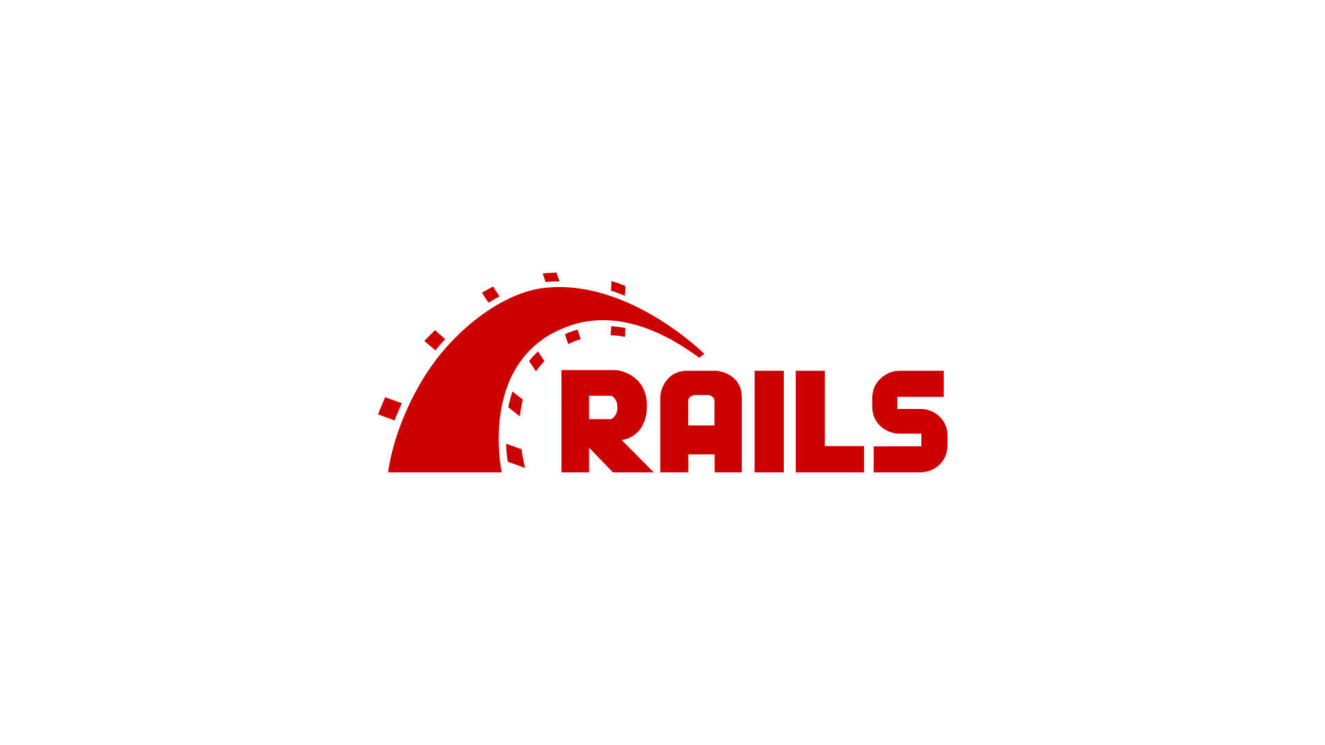 Logotip Rails